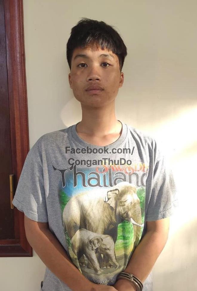 Hà Nội: Tạm giữ hình sự nam thanh niên 17 tuổi đập phá xe máy trên đường Trường Chinh sau va chạm với bà bầu - ảnh 2