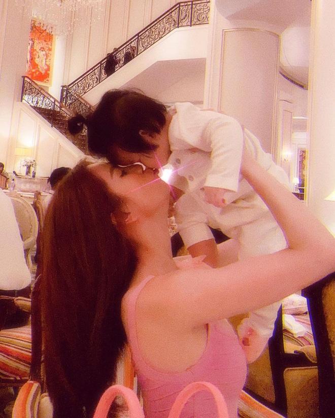 Dàn cháu gái cực phẩm của sao Việt: Lan Ngọc - Ngọc Trinh khoe toàn tiểu mỹ nhân, nhà Trang Nhung có tới 2 thí sinh Hoa hậu - Ảnh 20.