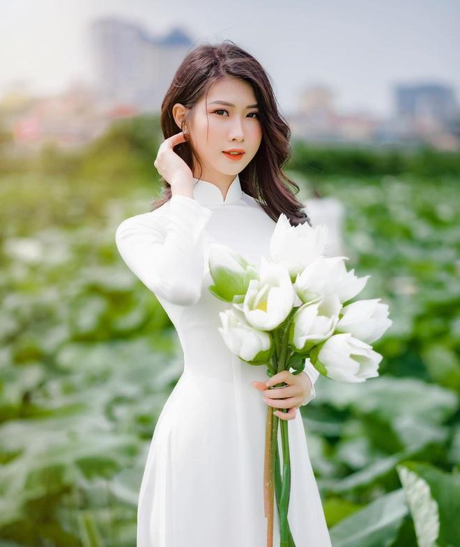 Xuất hiện thêm thí sinh Hoa hậu Việt Nam đáng gờm, là bạn gái cũ của một hot boy sân cỏ - ảnh 1