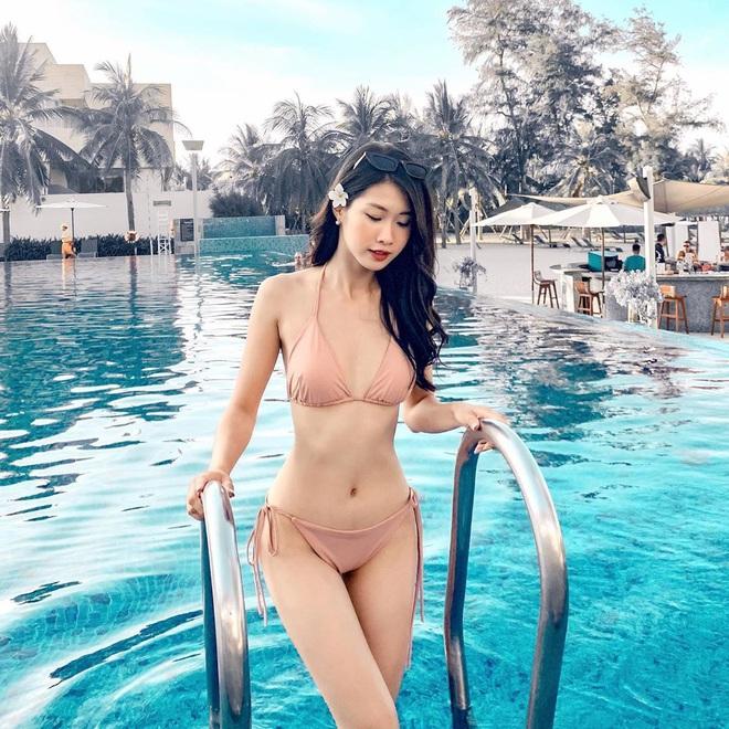Xuất hiện thêm thí sinh Hoa hậu Việt Nam đáng gờm, là bạn gái cũ của một hot boy sân cỏ - ảnh 5