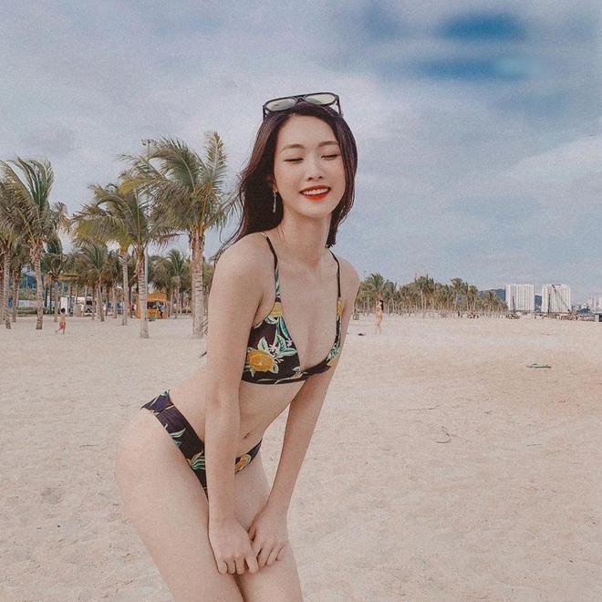 Xuất hiện thêm thí sinh Hoa hậu Việt Nam đáng gờm, là bạn gái cũ của một hot boy sân cỏ - ảnh 4