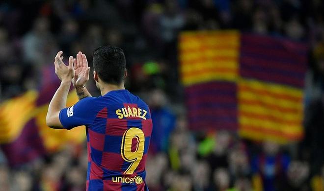 Cuộc tình Suarez - Barca: 6 năm bắt đầu và kết thúc bằng những giọt nước mắt - ảnh 3