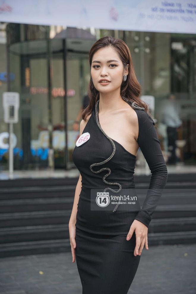 So ảnh trên mạng và chụp thực tế tại vòng sơ khảo của dàn thí sinh Hoa hậu Việt Nam 2020: Liệu có ai mất phong độ? - ảnh 10