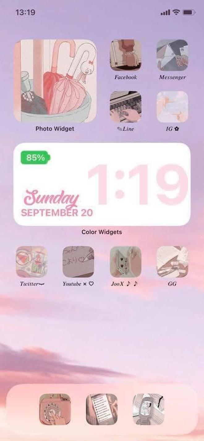 4 ứng dụng miễn phí giúp bạn tạo widget tuyệt đẹp trên iOS 14 - ảnh 7