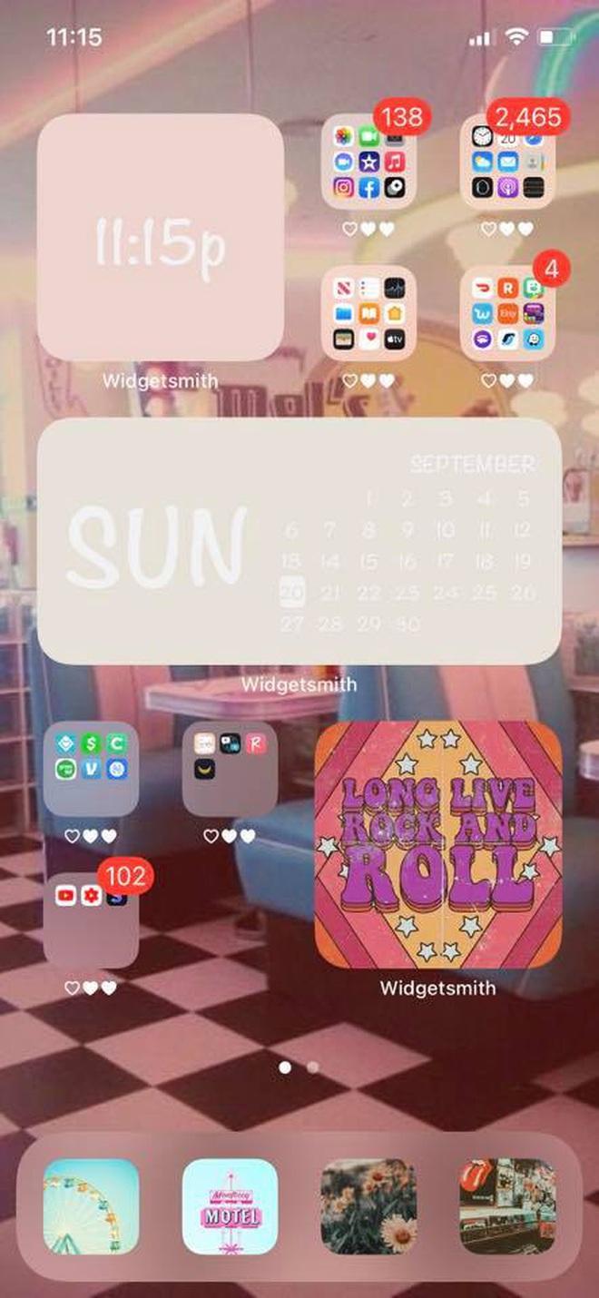 4 ứng dụng miễn phí giúp bạn tạo widget tuyệt đẹp trên iOS 14 - ảnh 4