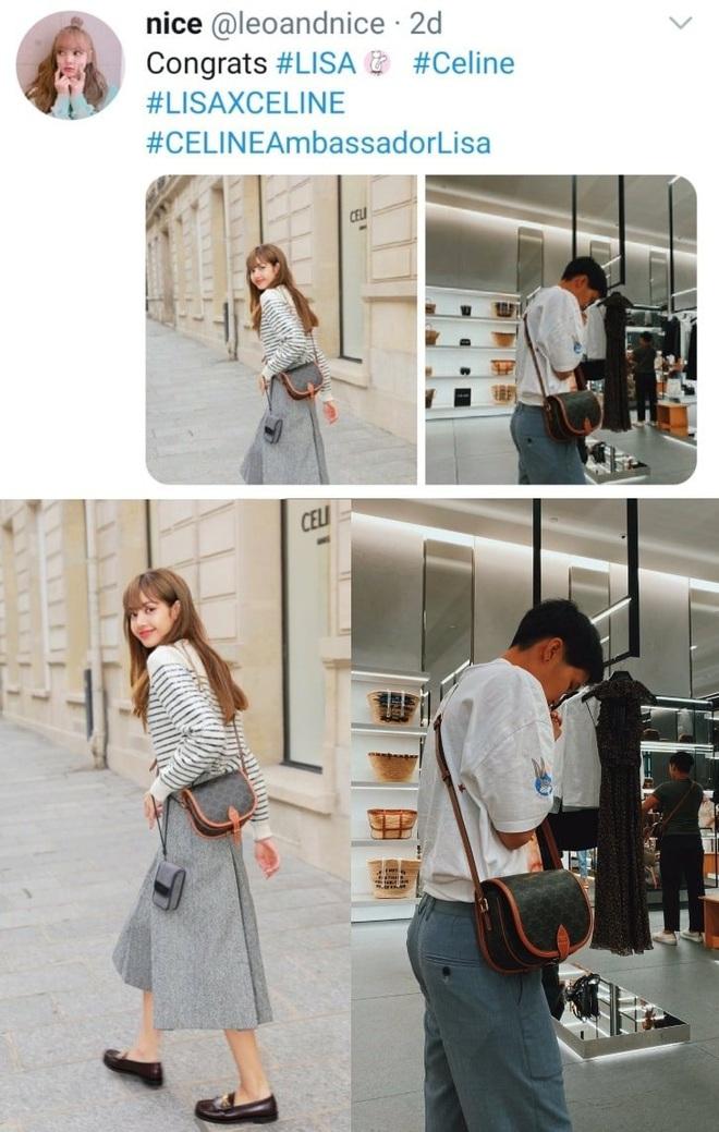 Nể fan của Lisa: Chốt đơn liên tục, mua cả tá đồ Celine mừng idol thành đại sứ toàn cầu - ảnh 5