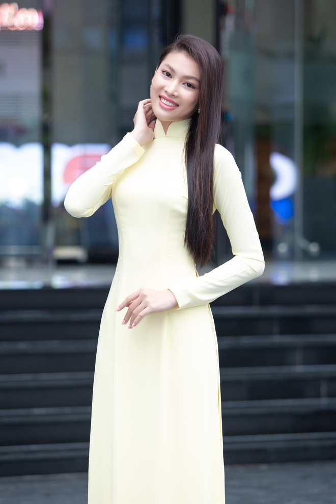 Dàn thí sinh đua nhau khoe sắc tại vòng sơ khảo Hoa hậu Việt Nam 2020, bản sao Jennie (BLACKPINK) có như kỳ vọng? - ảnh 9