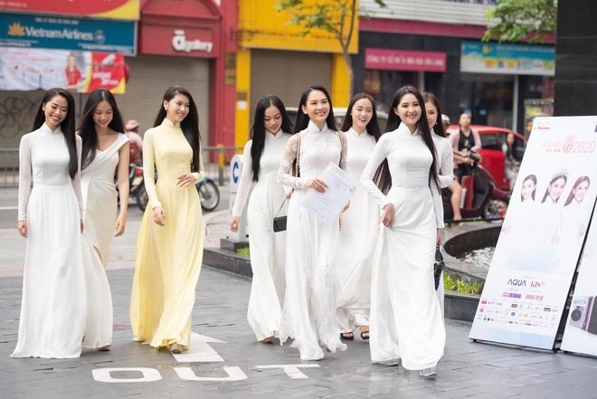 Dàn thí sinh đua nhau khoe sắc tại vòng sơ khảo Hoa hậu Việt Nam 2020, bản sao Jennie (BLACKPINK) có như kỳ vọng? - ảnh 11