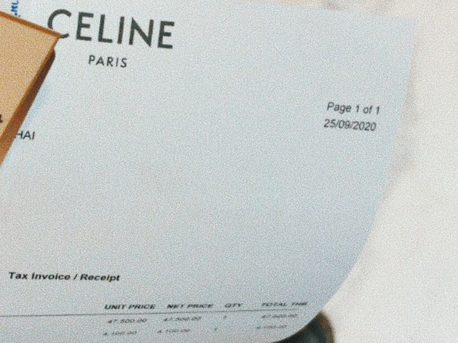 Nể fan của Lisa: Chốt đơn liên tục, mua cả tá đồ Celine mừng idol thành đại sứ toàn cầu - ảnh 3
