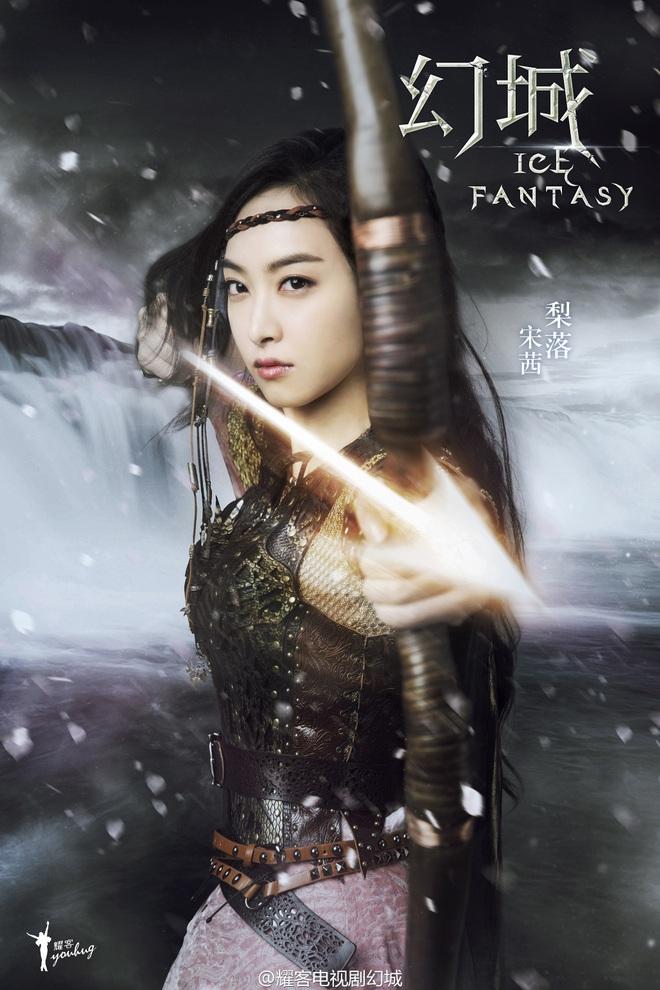 """Tống Thiến có tới 4 tạo hình ở phim đóng cùng Vương Nhất Bác, netizen vẫn lắc đầu """"nhìn không ưng"""" - Ảnh 8."""