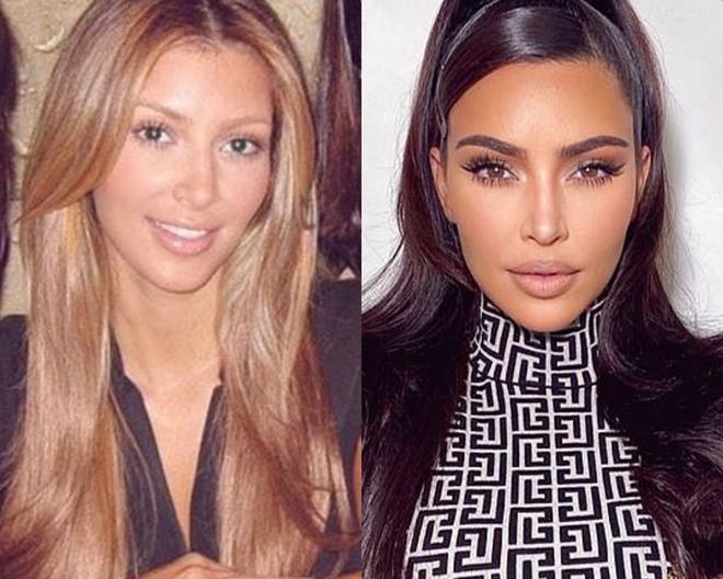 Kim Kardashian tung ảnh... hại hội chị em: Bóc mẽ nhan sắc của Kylie - Kendall, điển hình kiểu Instagram ai người đấy đẹp! - ảnh 4