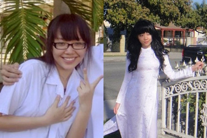 Sao Việt thời đi học: Người điệu sớm, người xinh không cần son phấn, người chân phương ngỡ ngàng - ảnh 8