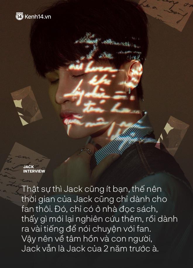 Jack: Cuộc sống mỗi ngày đã quá mệt mỏi, về nhà chỉ cần bật một bản nhạc, bạn vơi bớt stress là được. Với Jack, nhiêu đó là vui rồi. - ảnh 1