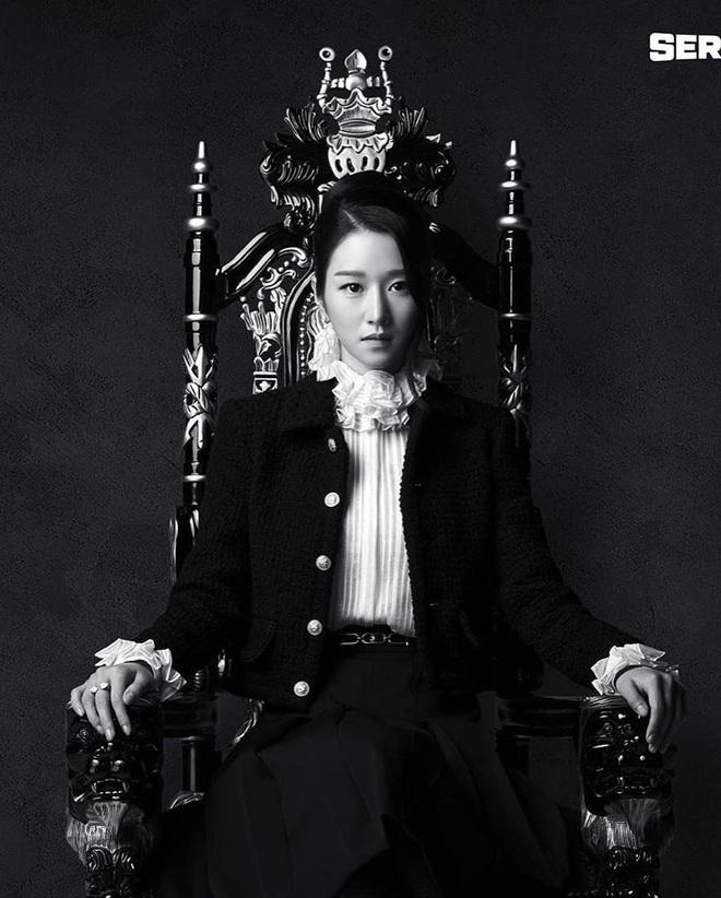 Knet phát sốt vì Điên nữ Seo Ye Ji đóng quảng cáo với Thái tử Joo Ji Hoon, sống mũi sắc lẹm của cặp đôi đúng là cực phẩm - ảnh 3