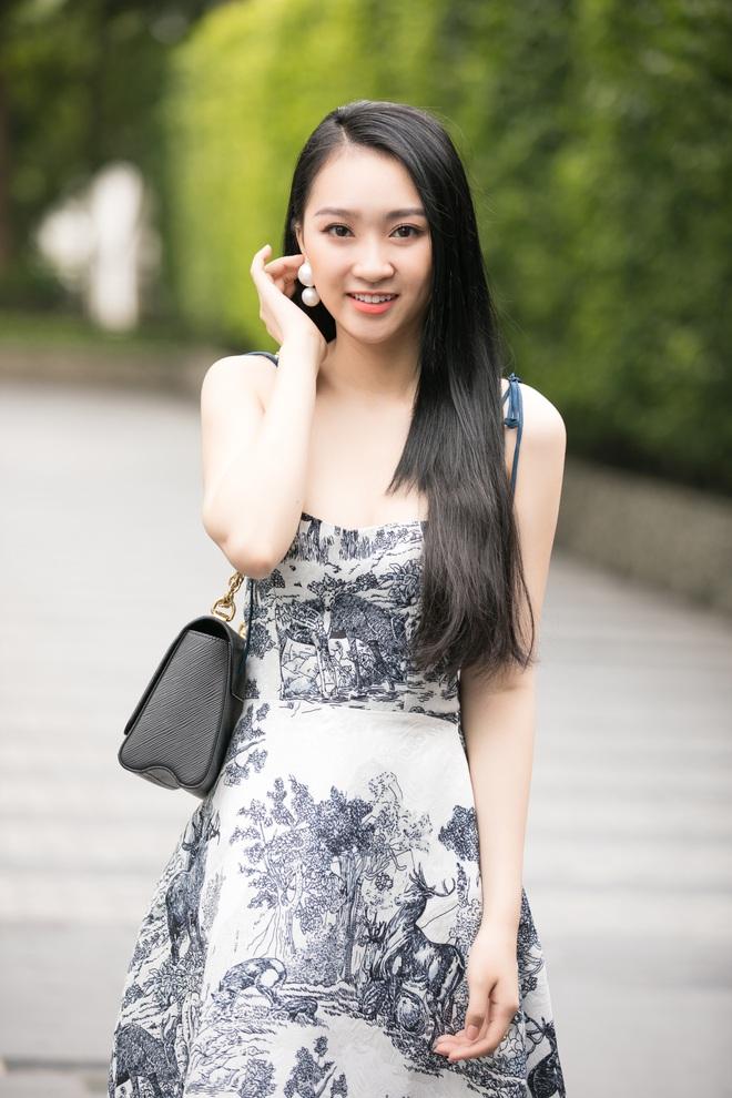 Dàn thí sinh đua nhau khoe sắc tại vòng sơ khảo Hoa hậu Việt Nam 2020, bản sao Jennie (BLACKPINK) có như kỳ vọng? - ảnh 4