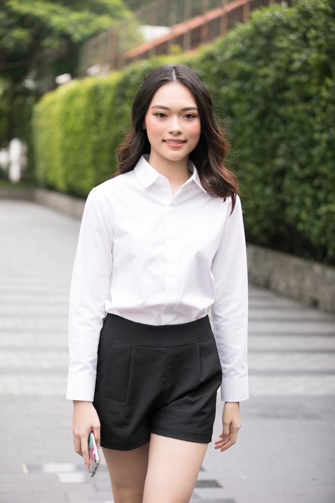 Dàn thí sinh đua nhau khoe sắc tại vòng sơ khảo Hoa hậu Việt Nam 2020, bản sao Jennie (BLACKPINK) có như kỳ vọng? - ảnh 2