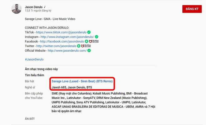 Đỉnh như BTS: nhảy cover sương sương hit của Jason Derulo, chính chủ mời góp giọng luôn trong bản remix? - ảnh 1