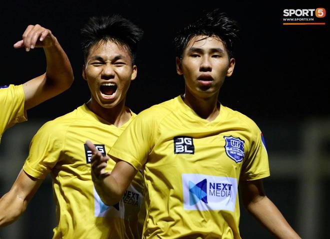 U17 SLNA bá đạo giải U17 Quốc gia với lần thứ 8 lên ngôi vô địch - ảnh 8