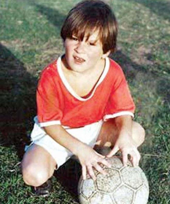Messi và sự hồi tưởng về khoảng thời gian khó khăn với căn bệnh hiếm gặp - ảnh 1