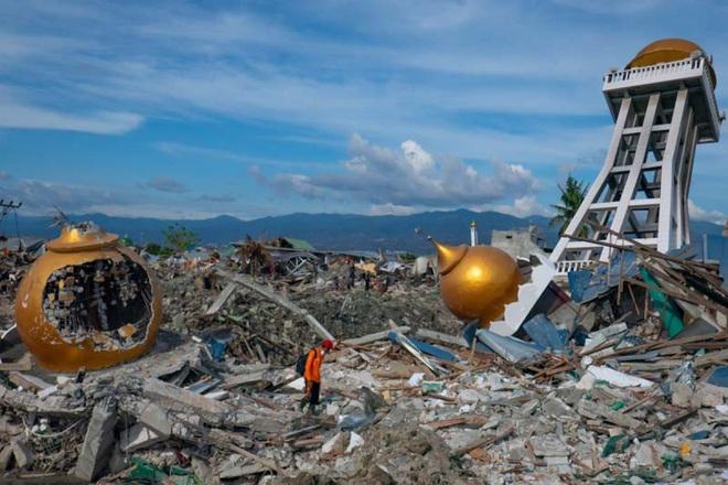 Indonesia dự đoán nguy cơ xảy ra thảm họa sóng thần cao 20m ở đảo Java - ảnh 2