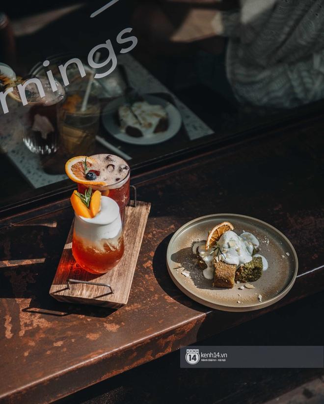 Thêm một quán cafe cực xinh tại Hà Nội, chưa kịp khai trương đã thấy xếp hàng dài chụp ảnh - Ảnh 5.