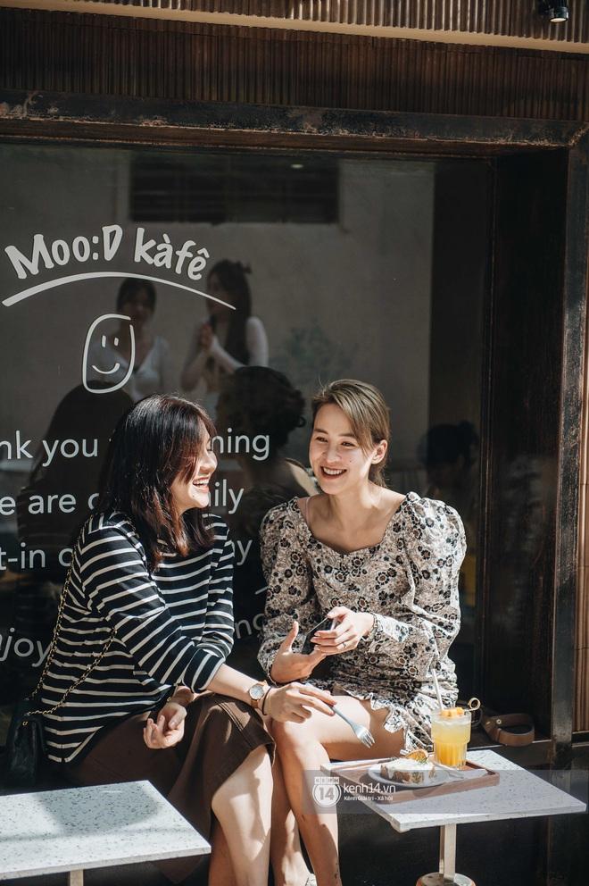 Thêm một quán cafe cực xinh tại Hà Nội, chưa kịp khai trương đã thấy xếp hàng dài chụp ảnh - Ảnh 6.