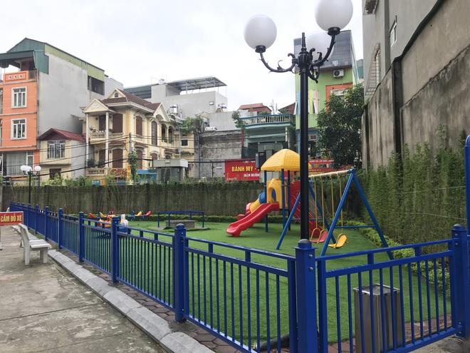 """Vụ bé gái 5 tuổi ngã gãy tay, nguy cơ bị liệt khi đang trong giờ học: """"Sẽ kiểm tra toàn bộ các trường trên địa bàn phường"""" - ảnh 4"""