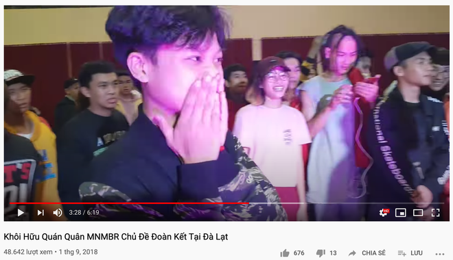 Ấn tượng học trò team Suboi bỏ đại học để đi thi Rap Việt, thua ở vòng đối đầu nhưng lội ngược dòng giật tấm vé vớt đầy ngoạn mục! - ảnh 5