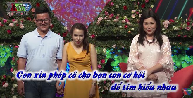 Nữ chính show hẹn hò được mẹ chồng chấm từ cái nhìn đầu tiên, nghẹn ngào tiết lộ từng bị bố ruột bỏ rơi - ảnh 4