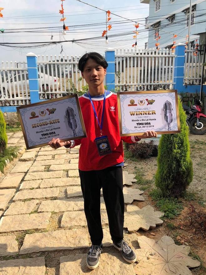 Ấn tượng học trò team Suboi bỏ đại học để đi thi Rap Việt, thua ở vòng đối đầu nhưng lội ngược dòng giật tấm vé vớt đầy ngoạn mục! - ảnh 6