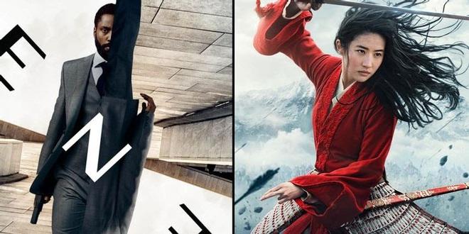 Tenet VS Mulan: Đâu mới là bom tấn đạt doanh thu khủng hơn 2020? - ảnh 2