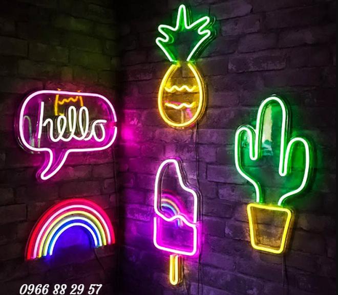 Đèn LED decor phòng ngủ ảo diệu, mua dễ mà làm còn dễ hơn - ảnh 3