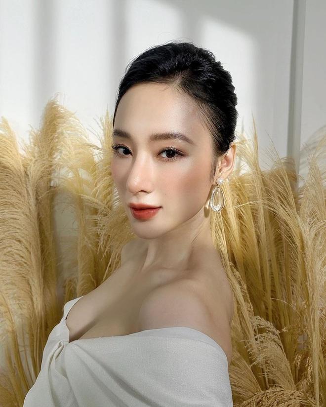 Angela Phương Trinh lâu lắm mới khoe ảnh lộ ngực căng đầy, chi tiết ngầm nghi vấn tái xuất showbiz thành tâm điểm - ảnh 1