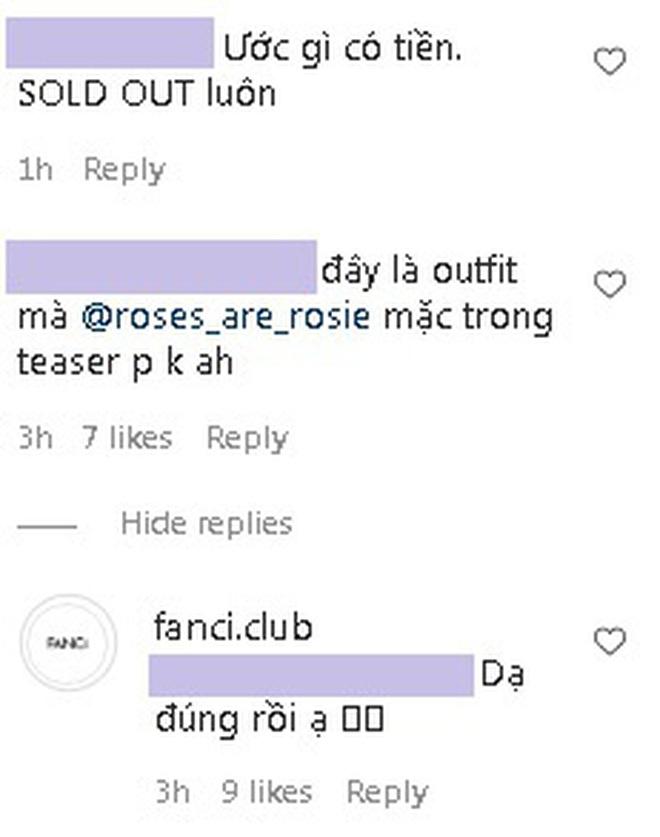 Rosé bất ngờ diện đồ của thương hiệu Việt, hay ho thế nào mà lọt vào mắt xanh của stylist nhà BLACKPINK? - ảnh 7