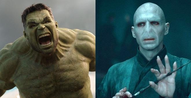 5 nhân vật bị kỹ xảo dìm tả tơi: Hulk thời nào cũng dính chấu, siêu phản diện Harry Potter chả khác gì tượng đất - ảnh 1