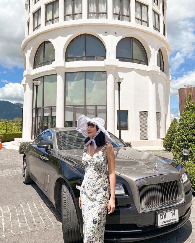 Phạm Băng Băng phiên bản Việt lần đầu kể chuyện cưới chồng đại gia Thái Lan: Anh ấy không tặng túi, chỉ thích mua nhà mua xe và tặng cổ phần - ảnh 5