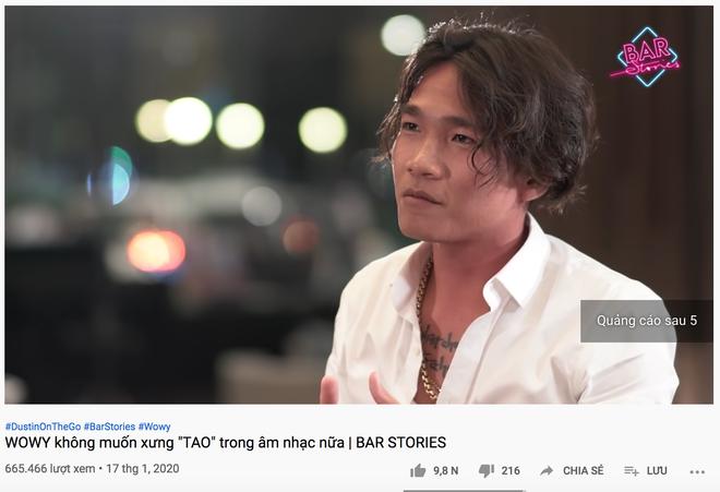 Rap Việt ngày càng hot, kéo theo lượt view tăng vọt của Bar Stories Wowy, Suboi - ảnh 2