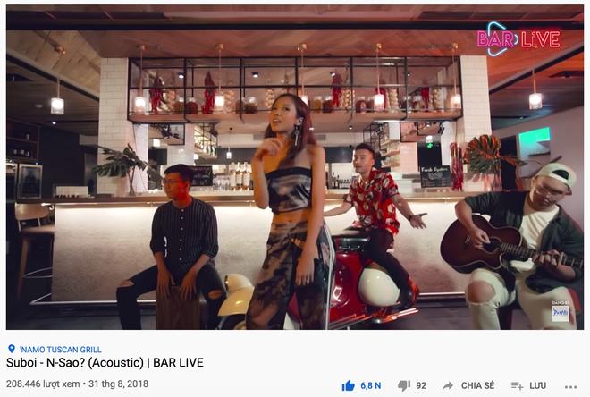 Rap Việt ngày càng hot, kéo theo lượt view tăng vọt của Bar Stories Wowy, Suboi - ảnh 5