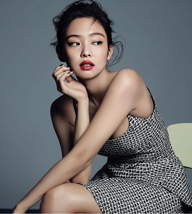 6 idol xinh đẹp lệch chuẩn nhưng còn tạo thành trào lưu mới: Jennie da ngăm vẫn hot, Hwasa thành biểu tượng sexy - Ảnh 2.