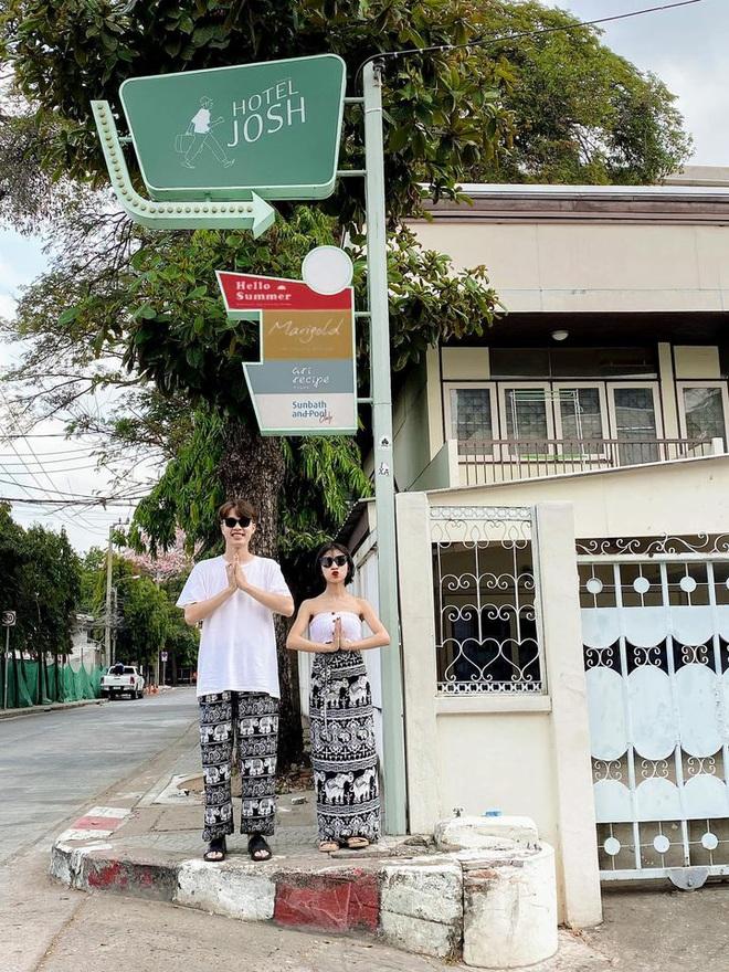 Trai xinh gái đẹp chia sẻ kinh nghiệm đi Thái Lan 5 ngày hết 10 triệu/người