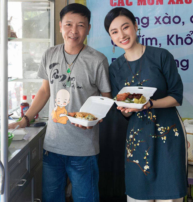 3 quán chay đình đám nhất của dàn sao Việt: Liên tục mở chi nhánh khắp Sài Gòn, khách đến không chỉ vì cái mác nghệ sĩ - Ảnh 1.