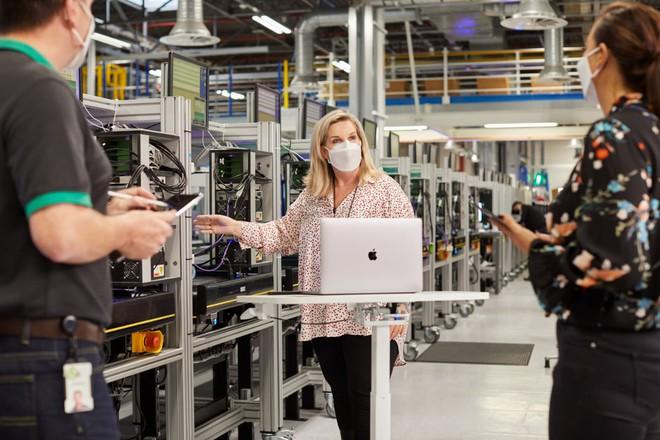 Ngắm văn phòng 40 năm tuổi - Trụ sở đầu tiên của Apple tại châu Âu - ảnh 5