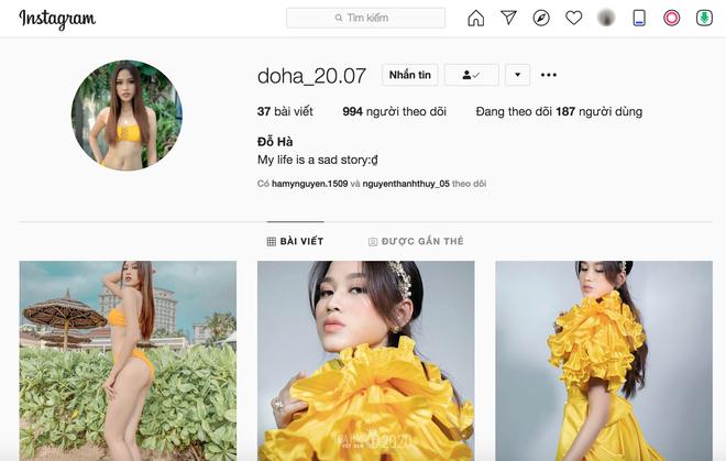 Trước khi đăng quang, Hoa hậu Việt Nam Đỗ Thị Hà mô tả về mình: Cuộc đời tôi là một câu chuyện buồn - ảnh 2