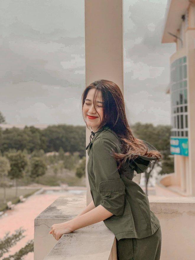 Tân Hoa hậu Việt Nam Đỗ Hà gây sốt với ảnh học quân sự xinh hết phần thiên hạ - ảnh 7