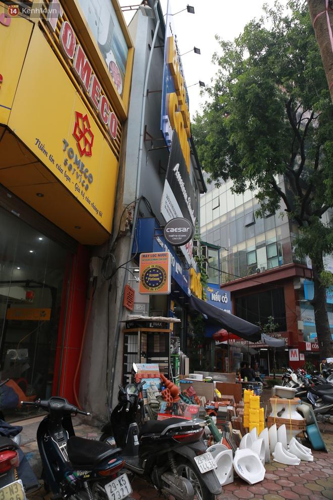 Ảnh: Cận cảnh những ngôi nhà siêu mỏng, siêu nhỏ ở đường Trường Chinh - ảnh 9