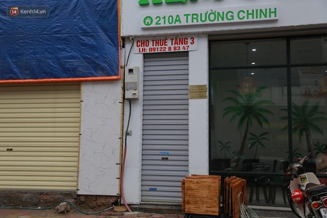 Ảnh: Cận cảnh những ngôi nhà siêu mỏng, siêu nhỏ ở đường Trường Chinh - ảnh 3