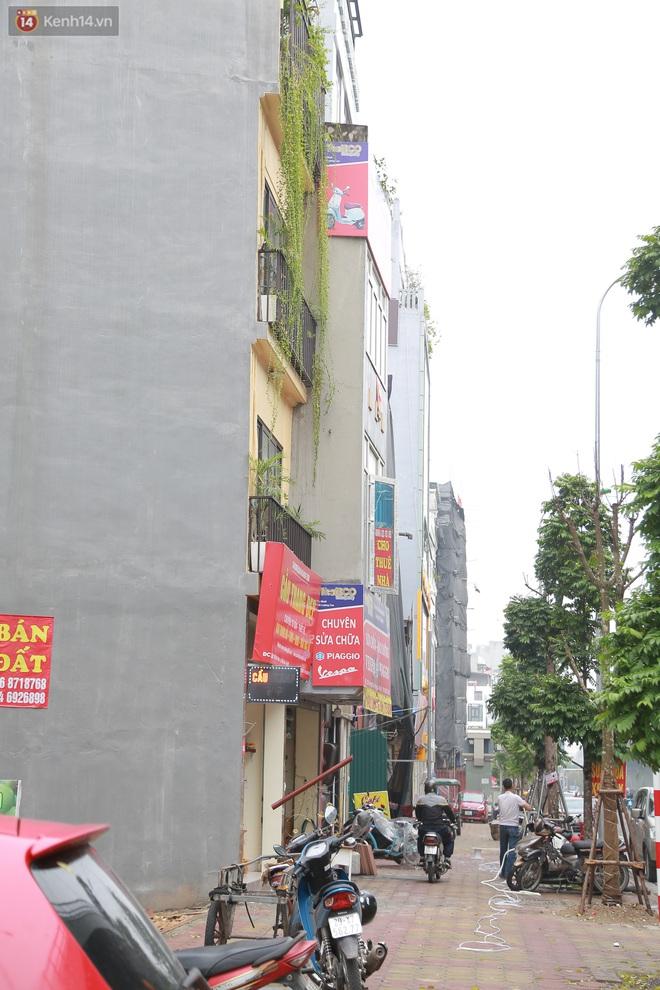 Ảnh: Cận cảnh những ngôi nhà siêu mỏng, siêu nhỏ ở đường Trường Chinh - ảnh 13