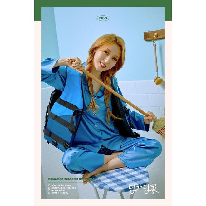 1001 gợi ý tóc tết của idol Hàn, toàn kiểu đơn giản mà lại nâng điểm phong cách ra phết! - ảnh 10