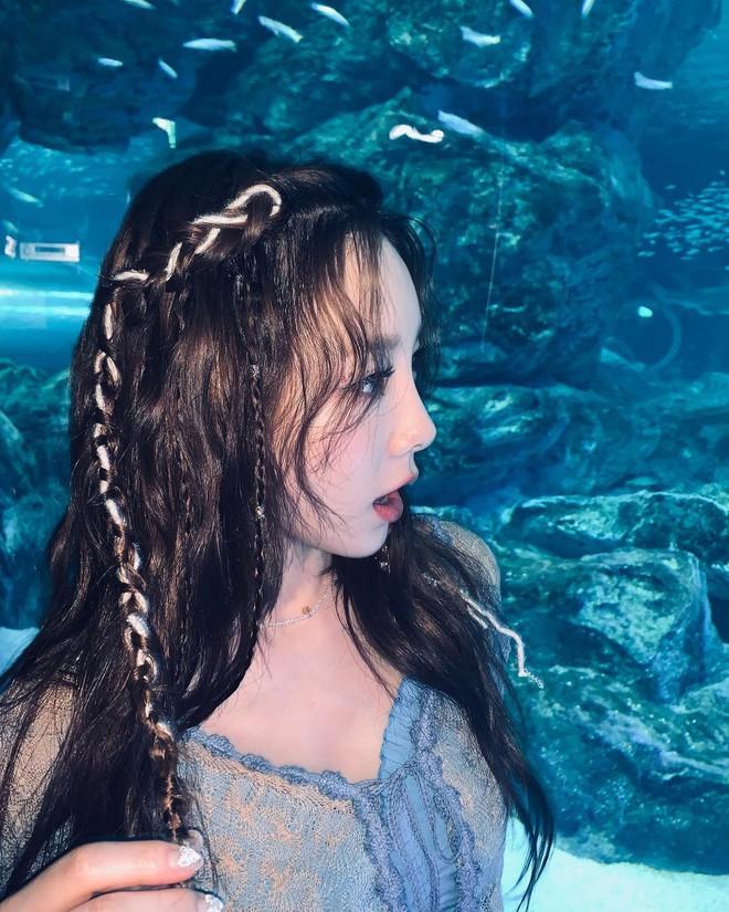 1001 gợi ý tóc tết của idol Hàn, toàn kiểu đơn giản mà lại nâng điểm phong cách ra phết! - ảnh 16