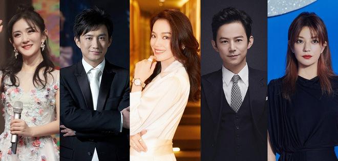 5 người thầy nổi tiếng của diễn viên Hoa ngữ: Sư phụ Tiêu Chiến hóa ra lại là nữ hoàng cảnh nóng một thời - Ảnh 1.